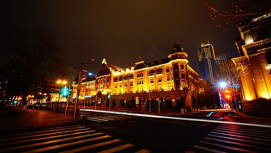 天津泰安道五大院图片