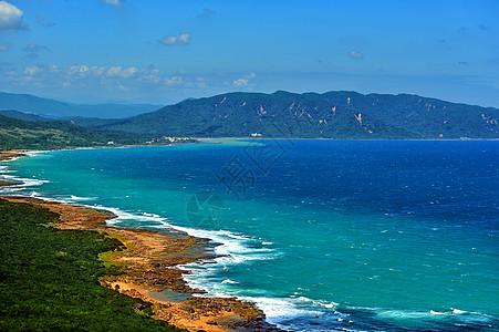 台湾垦丁海湾图片