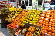 进口超市年货采购水果500822561图片