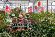 北京有年味儿的乐园世界微缩景观俄罗斯图片