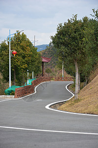 公园小路图片