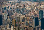 微缩城市图片