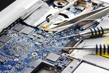 电脑维修题材素材图片