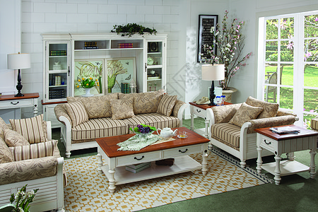 现代室内客厅图片