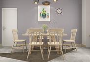 现代简洁风家居餐厅室内设计效果图图片