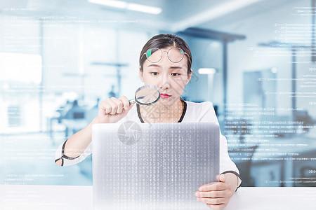 科技程序代码图片