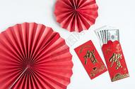 新年元宵送红包图片