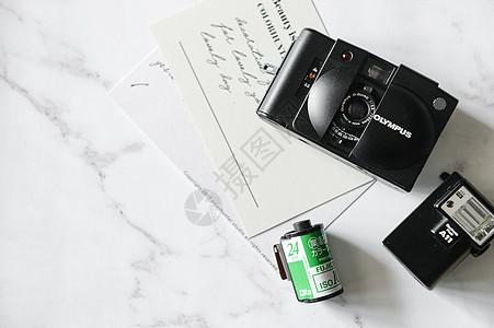 胶片相机及胶卷图片