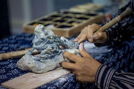 石雕技艺图片