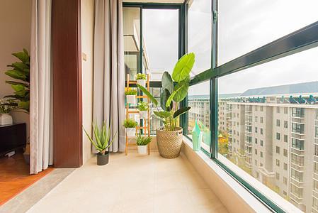 居室阳台图片