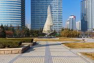 青岛城市公园风光图片