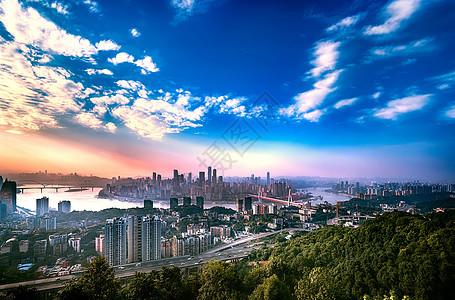 重庆渝中半岛风光图片