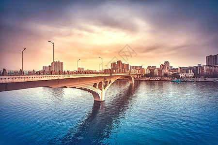 重庆合川大桥风光图片