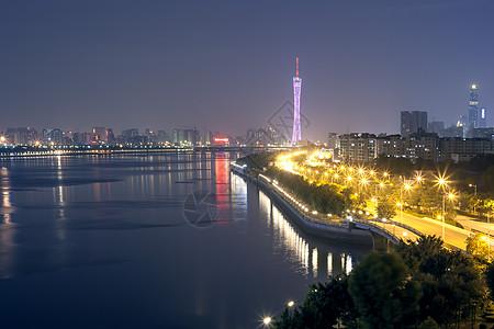 珠江风光图片