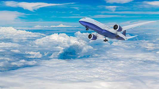 航天飞机背景图片
