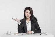 职业女性图片