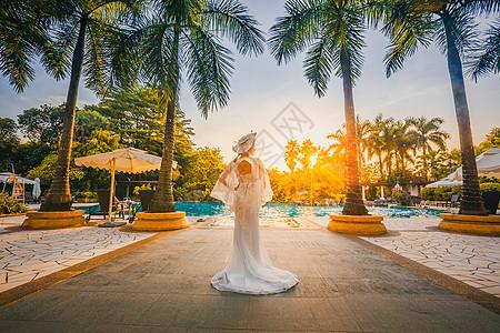 南国新娘图片