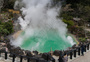 日本别府地狱温泉图片