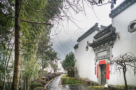 安徽黄山德懋堂度假村独幢别墅图片