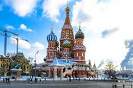 莫斯科圣母大教堂图片