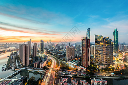 深圳城市风光图片
