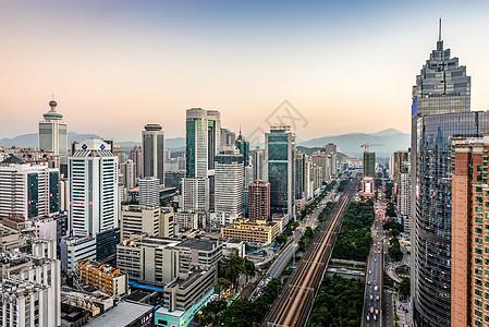 深圳罗湖城区图片