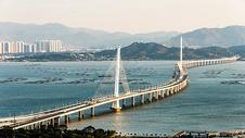深圳湾大桥图片