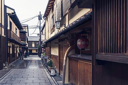 日本京都祇园小路图片
