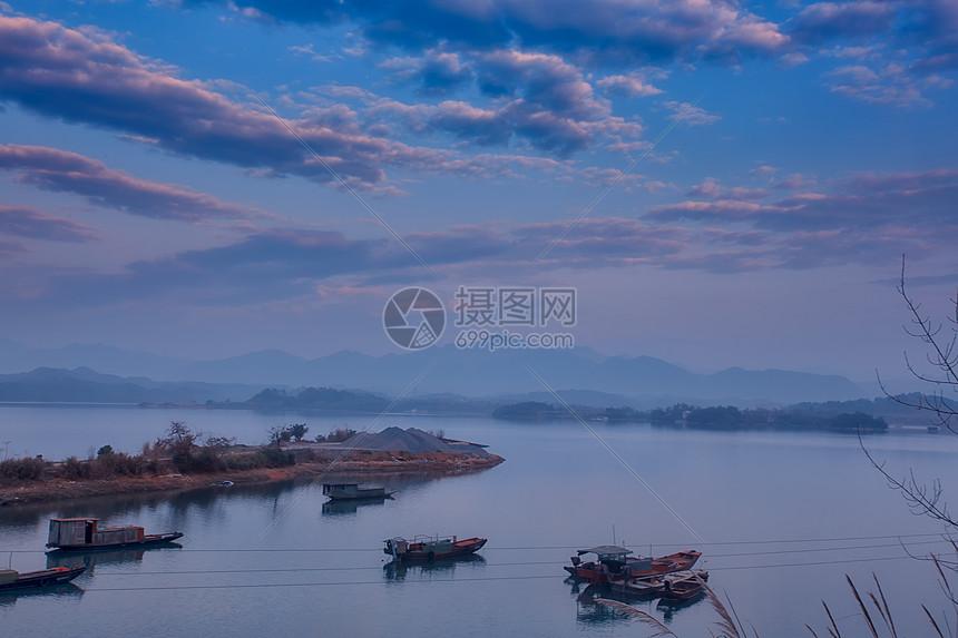 庐山西海图片