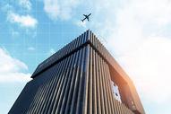航空科技创意图图片