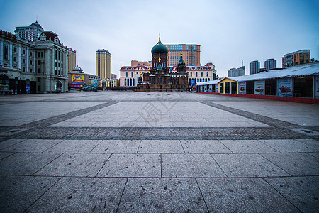 哈尔滨圣索菲亚大教堂图片