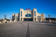 哈尔滨老火车站图片