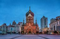 哈尔滨圣索菲亚大教堂500832284图片