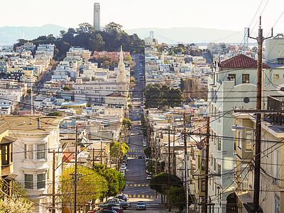 旧金山Russian Hill图片