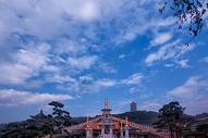 江西庐山东林寺图片