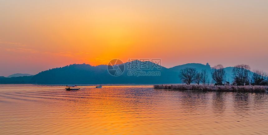武汉东湖美景美图图片