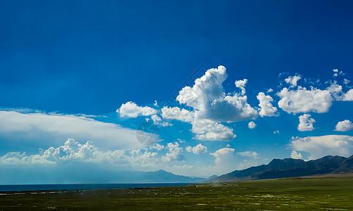 新疆赛里木湖美图图片