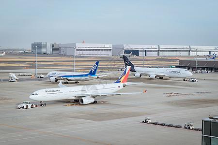 羽田机场图片