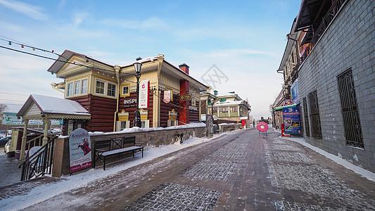 伊尔库茨克130风情街图片