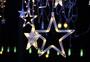 led星星彩灯图片