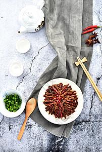 麻辣牛肉丝图片