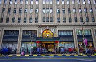 上海和平饭店外景图片