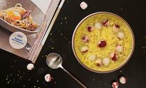桂花酒酿汤圆图片