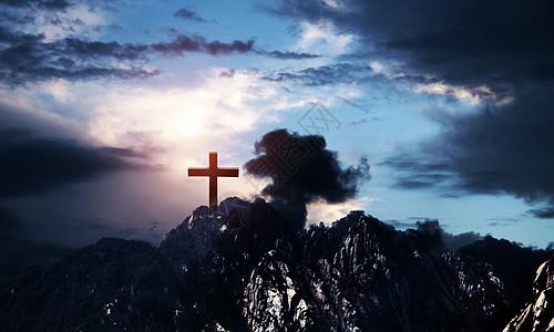 复活节背景图片