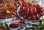 油焖大虾图片