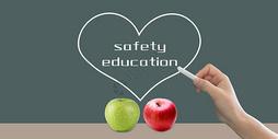安全教育培训背景图片