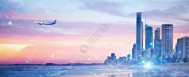 商务与航空科技图片图片