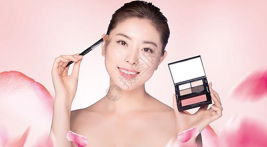美容化妆背景图片