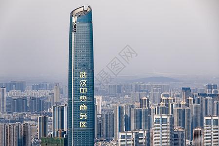 武汉中央商务区图片