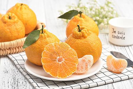 丑橘耙耙柑图片